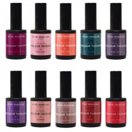 Kits & Coffret vernis permanents 15ml Professionnels 20 couleurs
